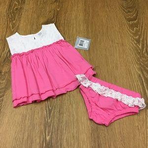 Amy Coe Dress & Bloomers
